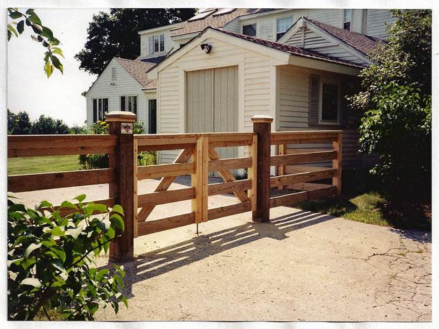 Cedar Fence NH