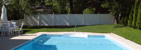 NH Pool Fence Installations